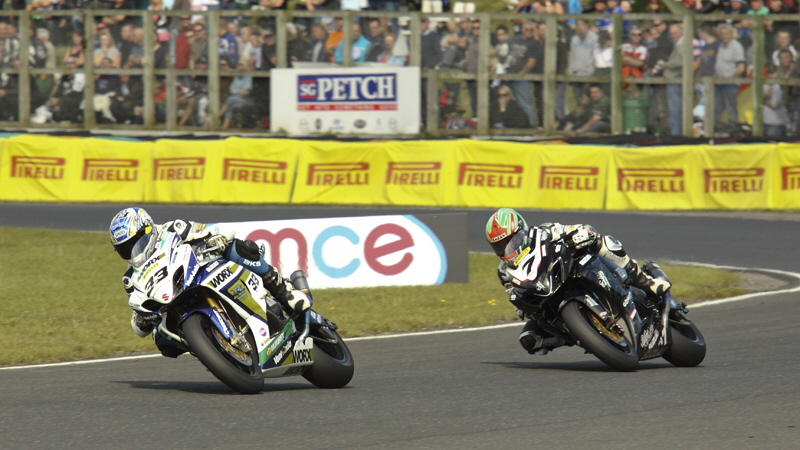 BSB Croft 2010 - Hill & Laverty, The Showdown