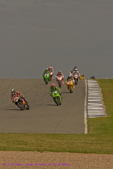 BSB Donington 2008 - Hairpin