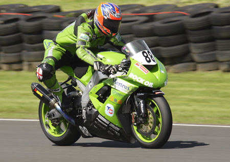 BSB Knockhill 2008 - Scott Smart