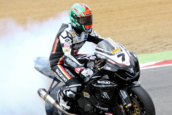 Race One - Brands Hatch BSB Indy - Ian Laverty