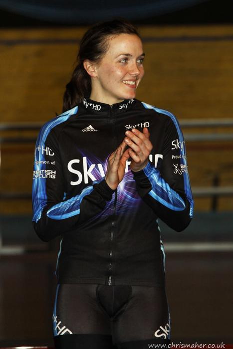 Victoria Pendleton Nats 2009