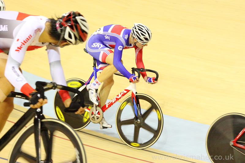 UCI Track World Cup 2012-3 | Glasgow
