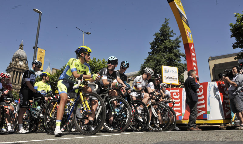 Press Release - Welcome To Yorkshire - Le Tour Yorkshire