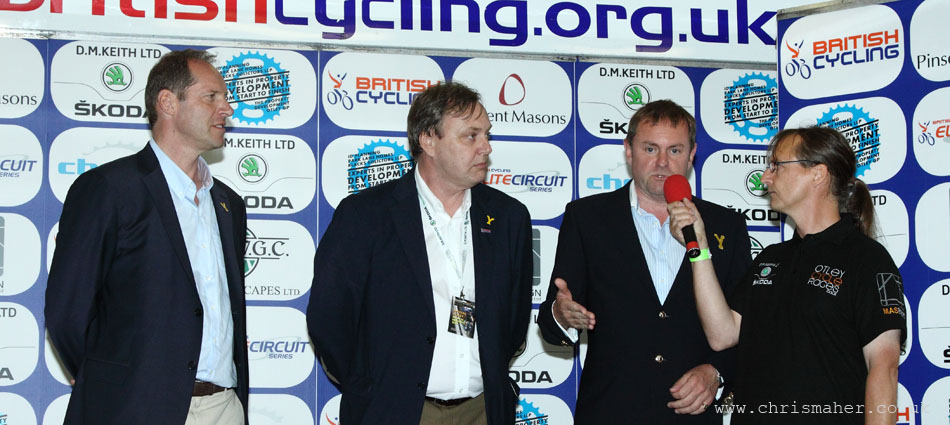 Legacy 3 day Yorkshire International Cycle Race Confirmed May 1-3 2015.