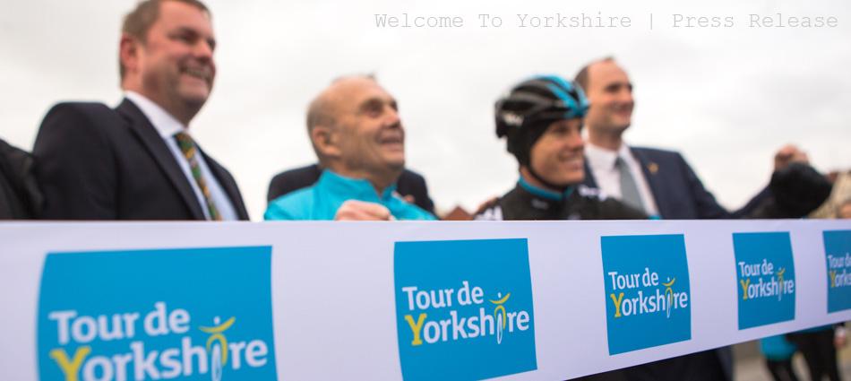Tour de Yorkshire 2015 Route Launch
