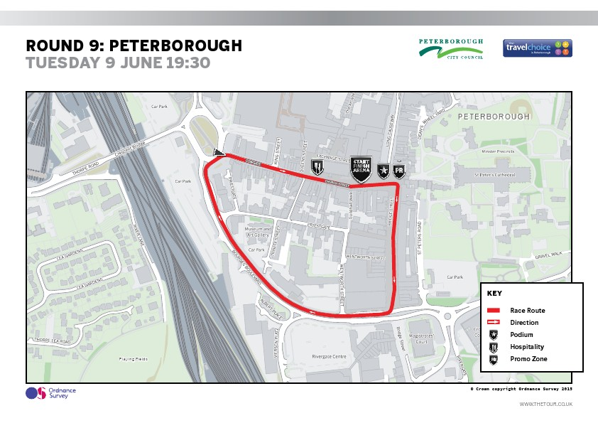 Tour Series - Peterborough