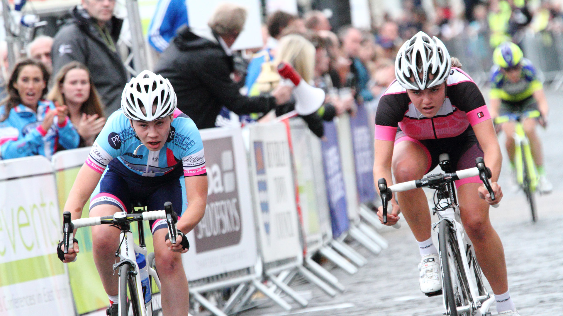 Jadan Press Beverley Women's Circuit Race 2015