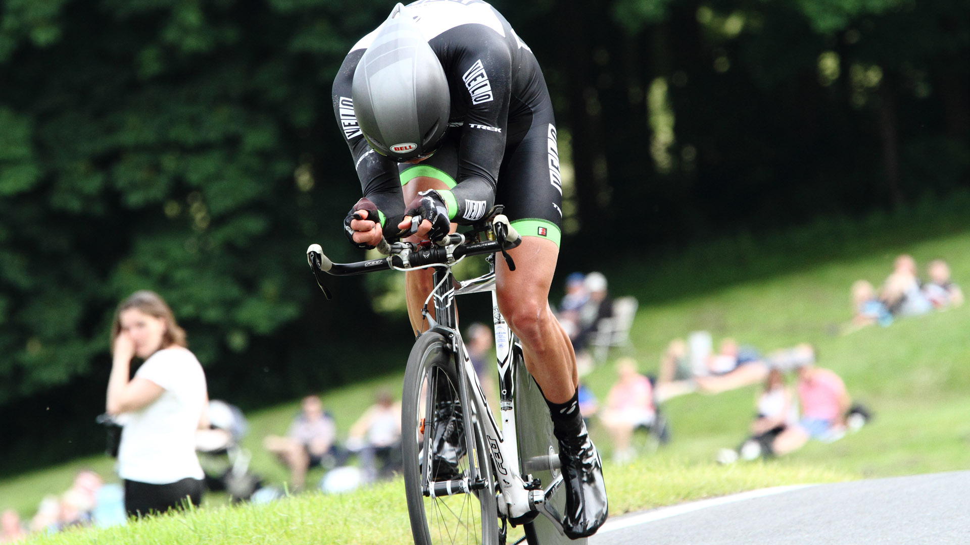 British Cycling National Road Championships Time Trial 2015 Cadwell Park