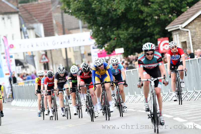 Yesss Tickhill Grand Prix | Continental Tyres Women's 3&4 Cat Race
