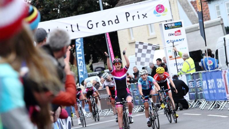 Yesss Tickhill Grand Prix   Giant Sheffield Women's Elite