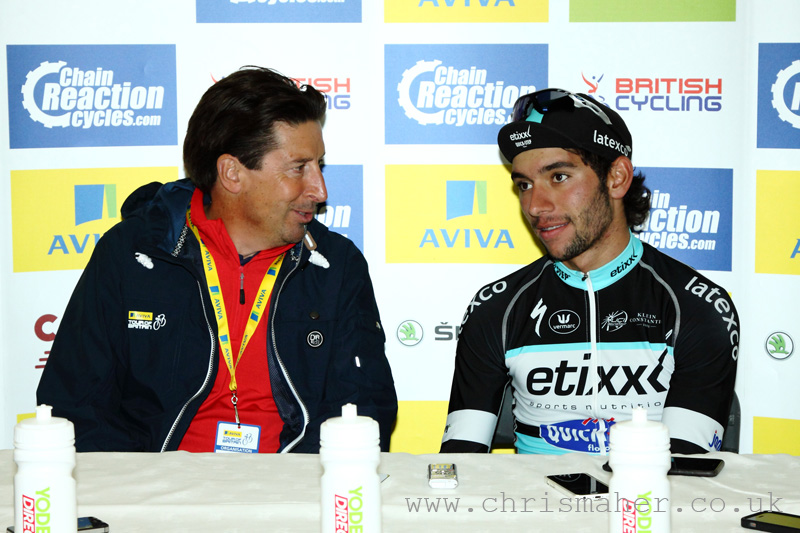 Stage Winner - GAVIRIA RENDON Fernando - Etixx Quick-Step