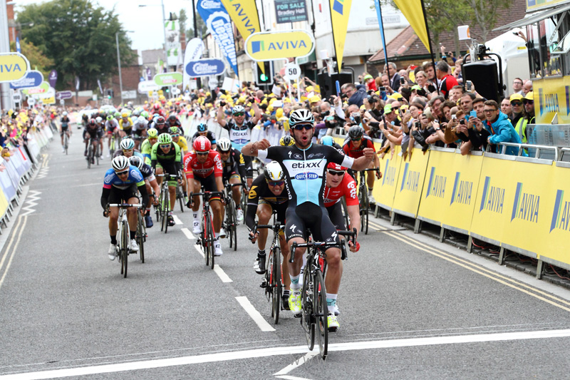 Aviva Tour of Britain 2015 Stage Four Stage Winner, GAVIRIA RENDON Fernando, Etixx Quick-Step