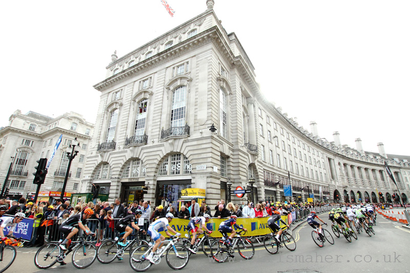 Aviva Tour of Britain 2015 | Stage Eight - London presented by TfL