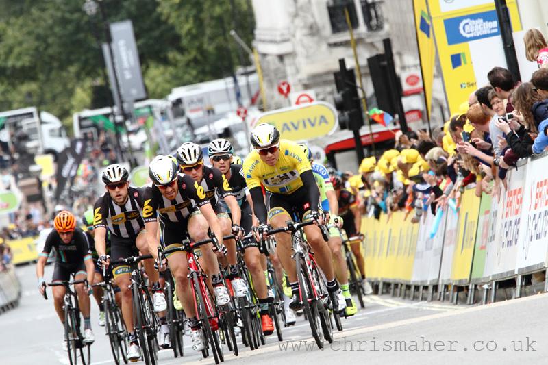 Aviva Tour of Britain 2015 | Stage Eight - MTN Qhubeka Control...