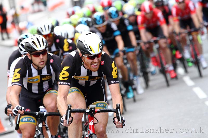 Aviva Tour of Britain 2015 | Stage Eight - London presented by TfL - Tyler Farrah
