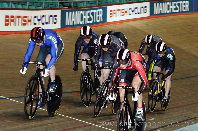 Jason Kenny (L), Sprint Heats