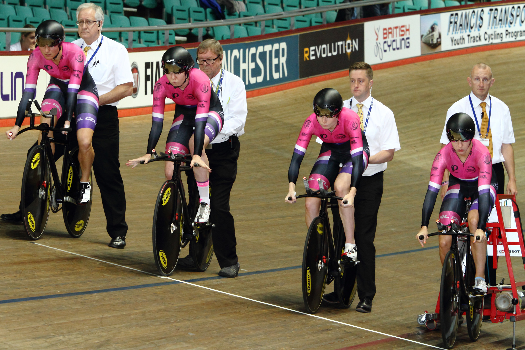 British National Track Championships | Women's Team Pursuit