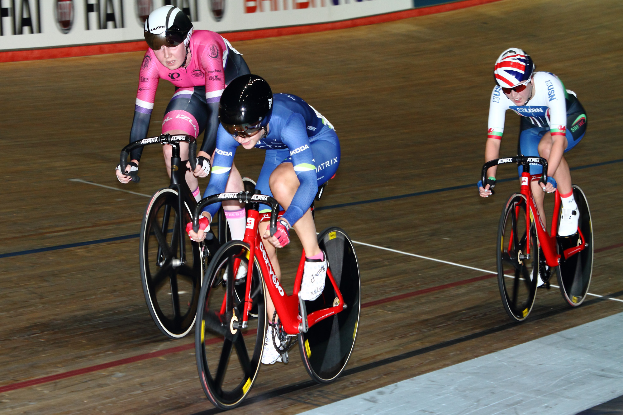 British National Track Championships | Women's Scratch Race