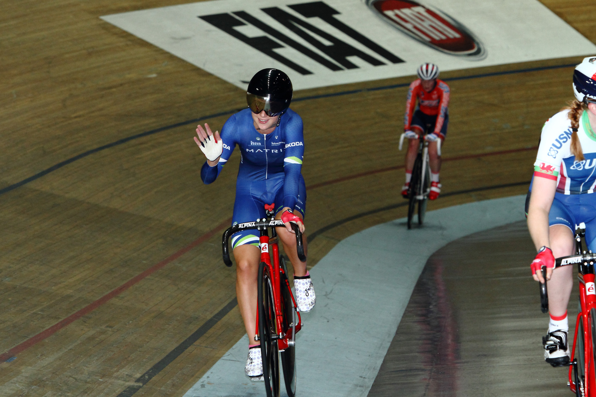 British National Track Championships | Laura Trott