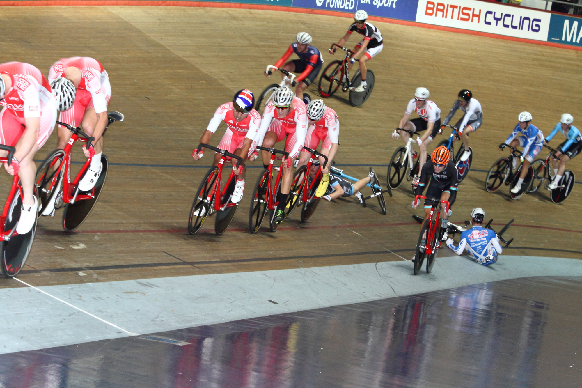 British National Track Championships | Men's Points Race