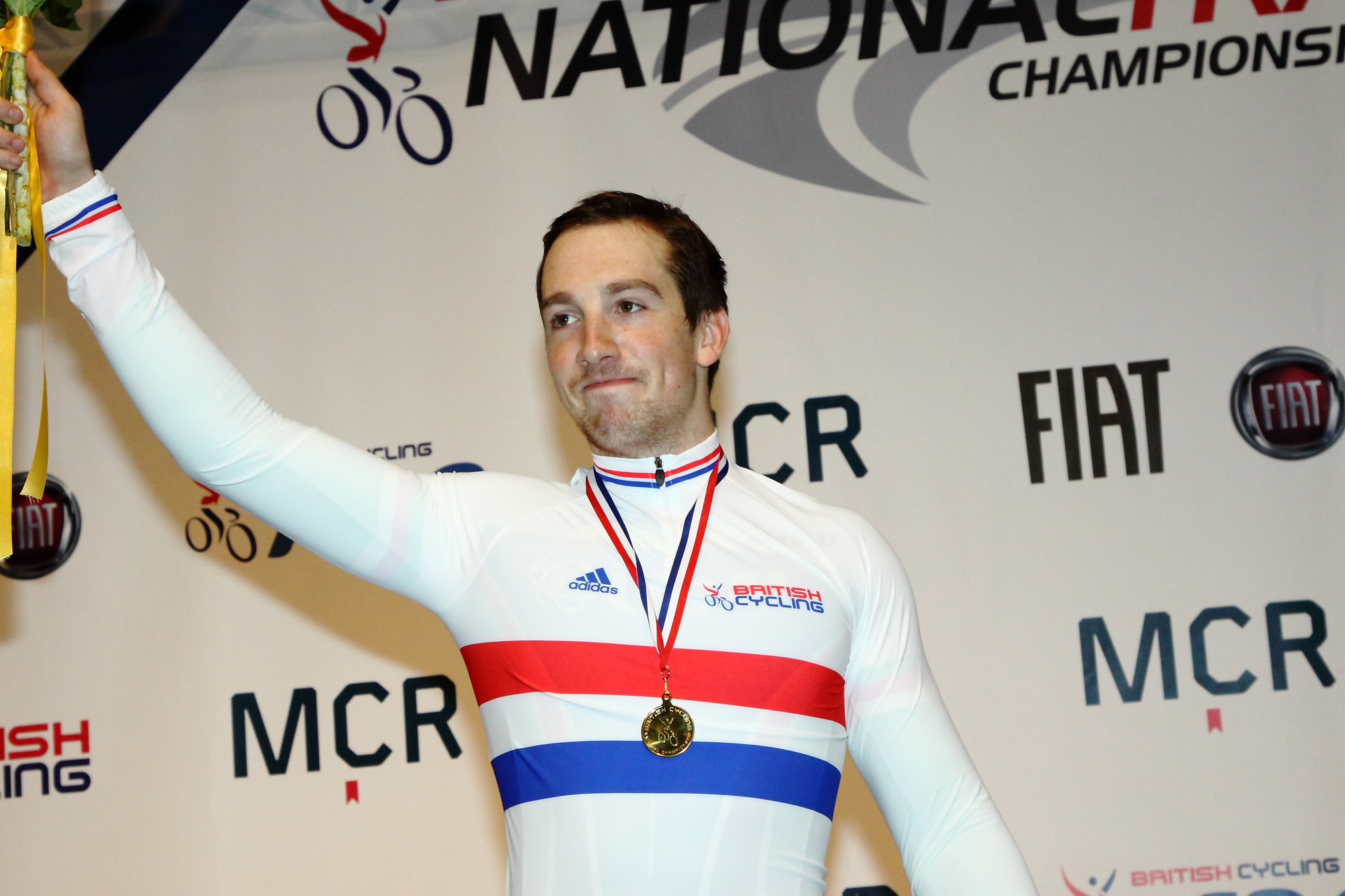 British National Track Championships | Louis Oliva