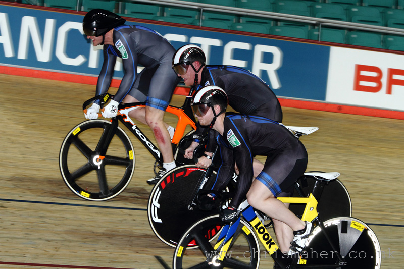 British National Track Championships | Team Sprint Qualifying