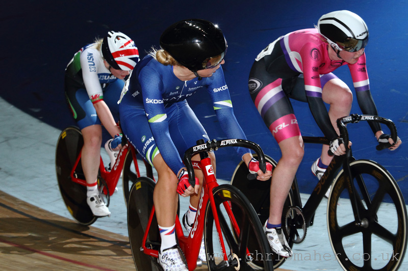 British National Track Championships | Women's Points Race.