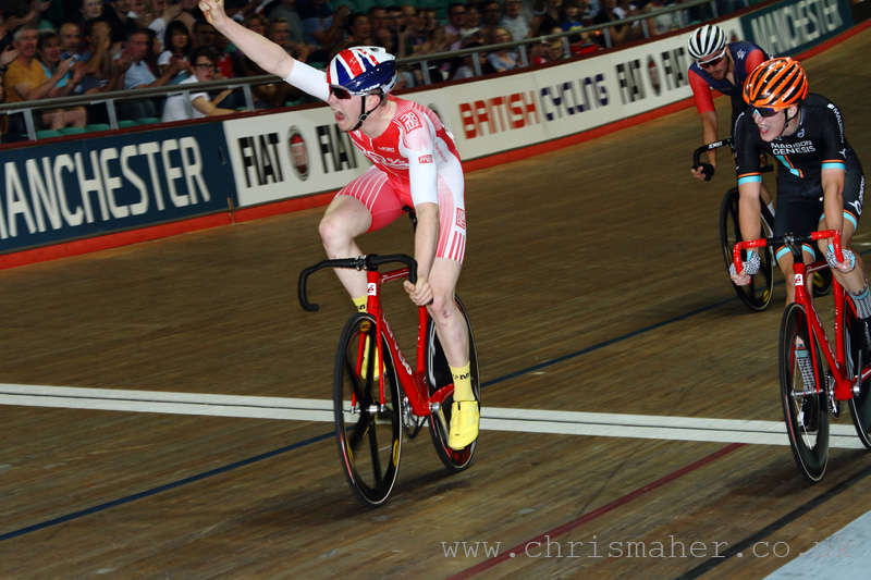 British National Track Championships | Men's Scratch Race, Mark Stewart