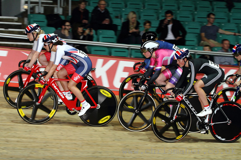 UCI Women's 20km Points Race