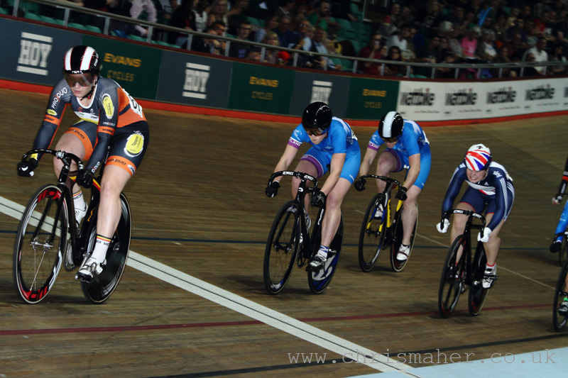 Revolution 53 - Nicky Degrendele, Keirin Champion...