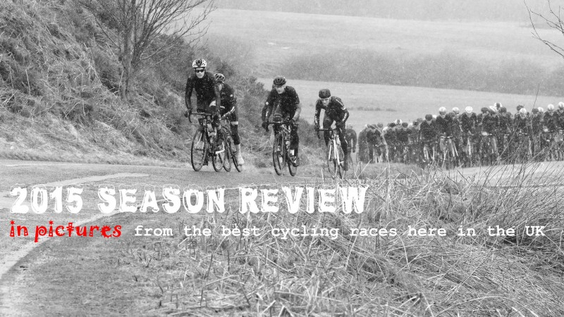 Tour Of The Reservoir 2015 Stage 2 - Elite Road Series... Revised & Reduced second stage due to snow falling over Northumberland. 6 Laps of the Reservoir Circuit!