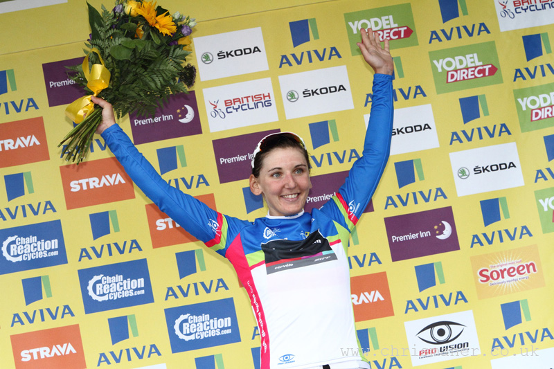 Aviva Women's Tour 2015 | Stage Four - Lisa Brennauer