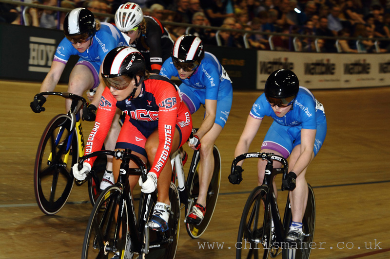 Keirin - Revolution 55 - Series 13 | Glasgow - Round 4...