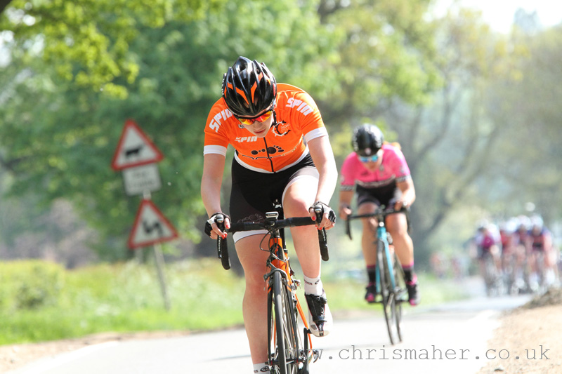 WOMENS' LINCOLN GRAND PRIX 2016 inc Women's Junior RR Championships