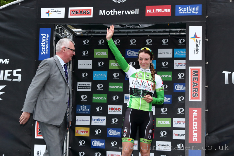 Matrix Fitness Grand Prix Motherwell 2016, Eileen Roe, Individual Classification