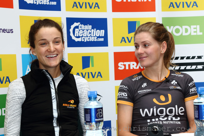 Aviva Women's Tour 2016 Pre Race Press Conference