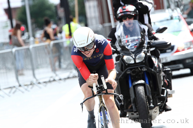 British Cycling National Time Trial Championships 2016 | Stockton-On-Tees - U23: Scott Davies