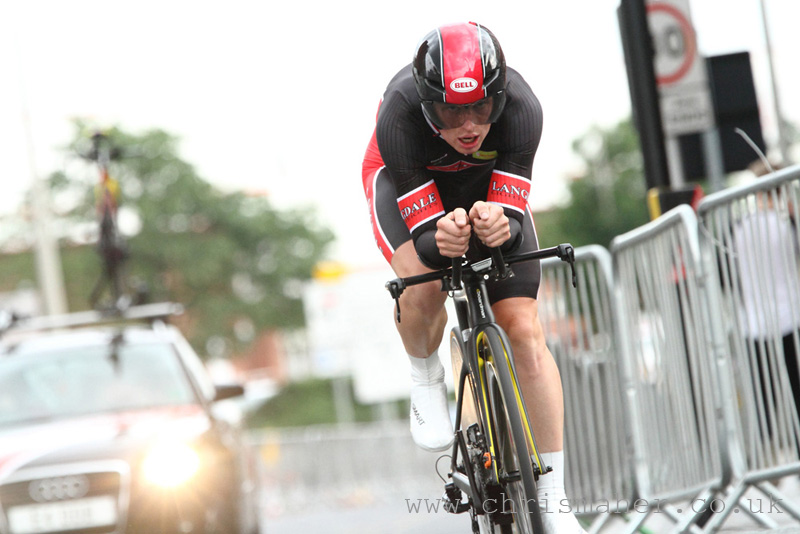 British Cycling National Time Trial Championships 2016 | Stockton-On-Tees - Ryan Perry