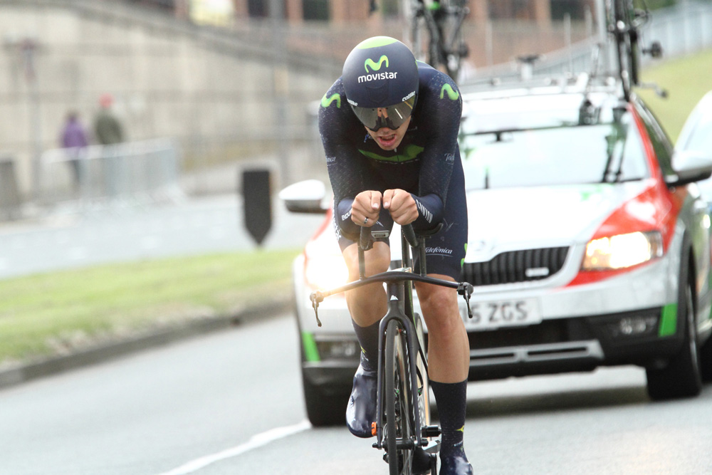 British Cycling National Time Trial Championships 2016 | Stockton-On-Tees - Alex Dowsett