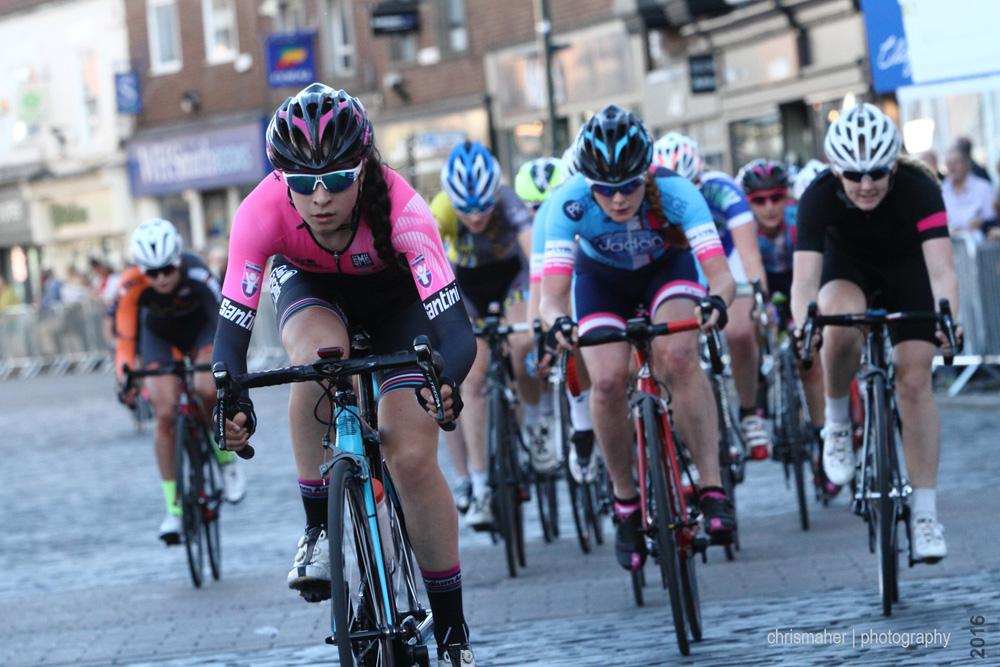 Amy Gornall - Jadan Press Women's Circuit Race 2016