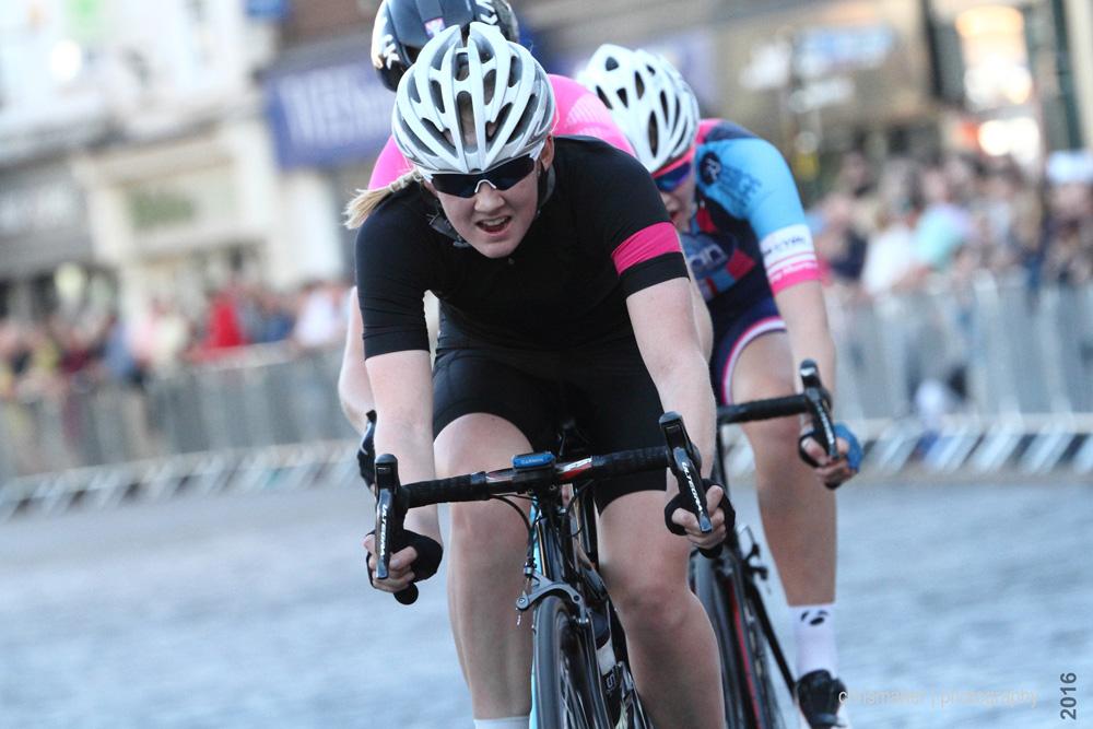 Sarah King - Jadan Press Women's Circuit Race 2016