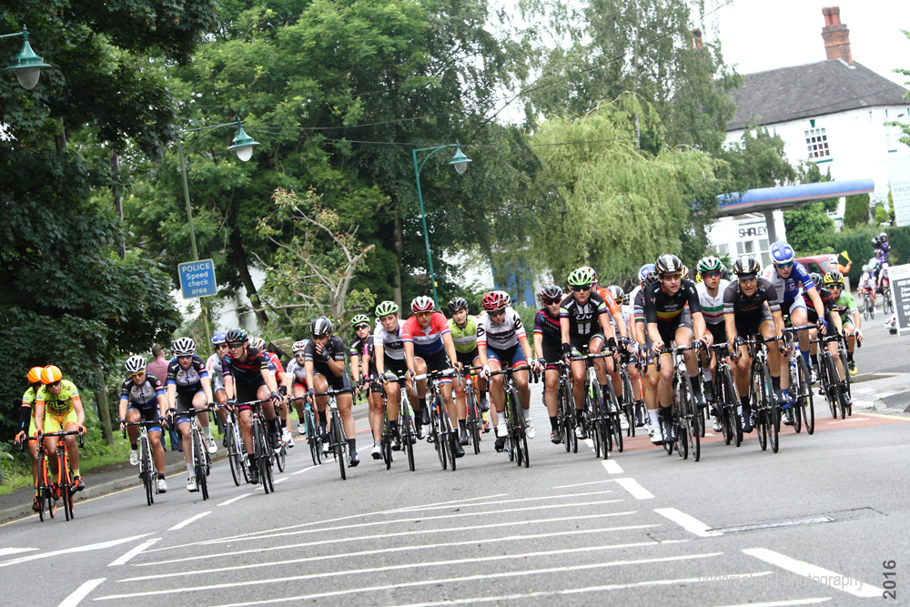 Aviva Women's Tour 2016 Stage 2, Atherstone to Stratford-upon-Avon