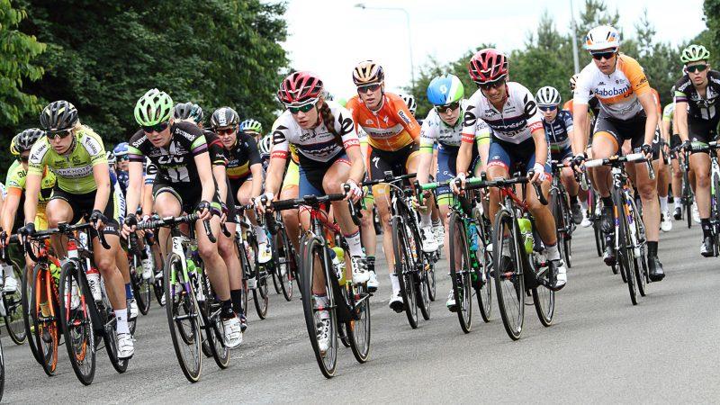 Aviva Women's Tour 2016 | Stage 4 Nottingham to Stoke-on-Trent - Peloton...