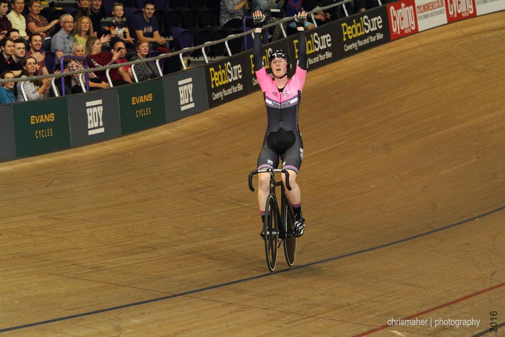 Revolution UK Championship 2016 | Round 2 Glasgow, Revolution 59 - Katie Archibald