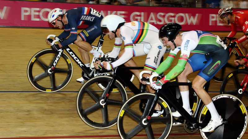 UCI Track World Cup 2016/7 | Glasgow - Round One, Day Two...