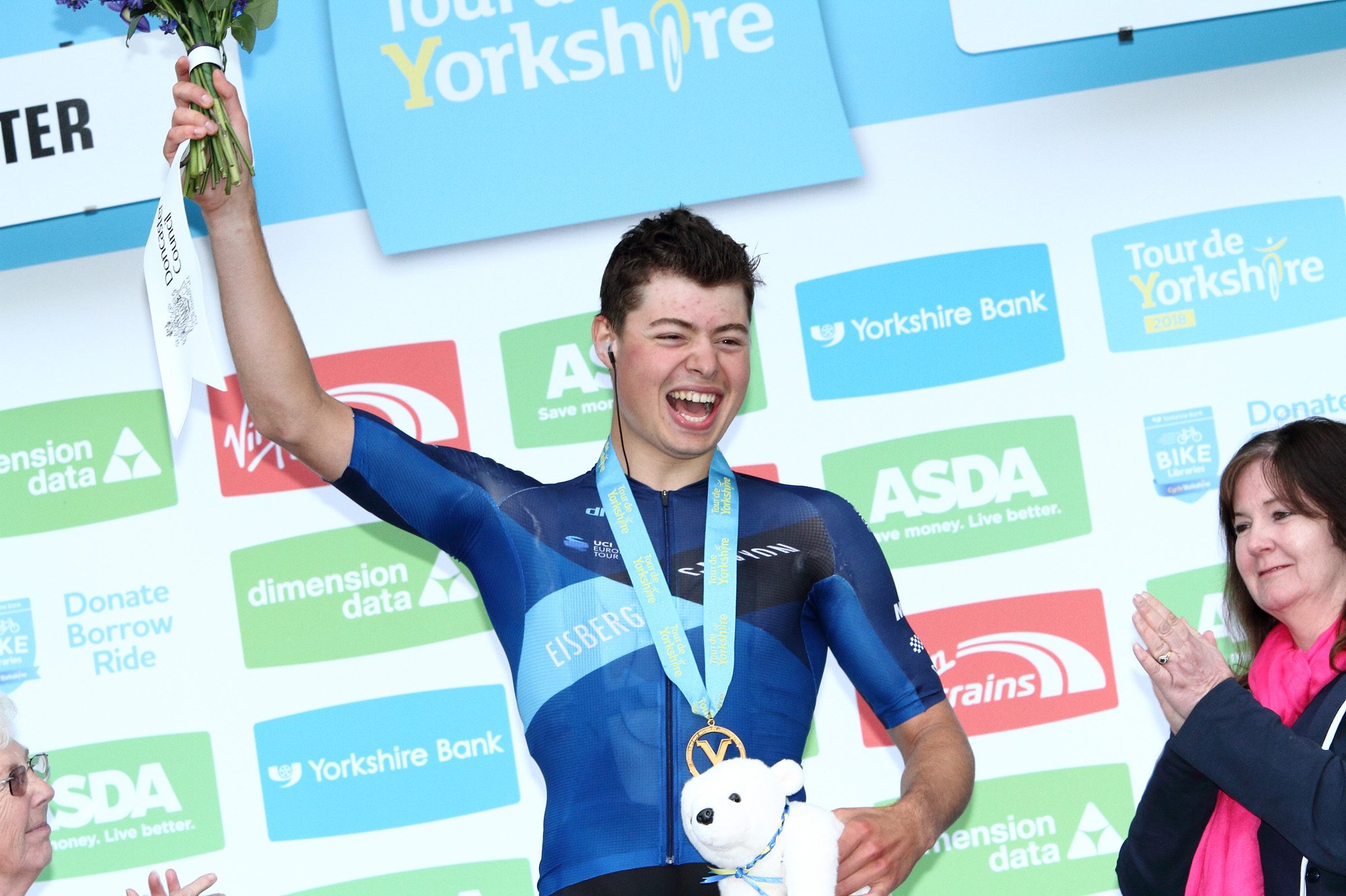 TdY 2018 Stage 1 | Beverley to Doncaster, Race Winner, Harry Tanfield