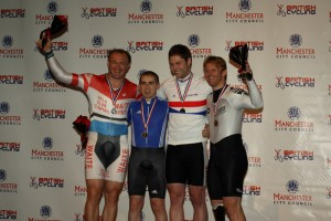 Para Cycling Podium - 1000m TT