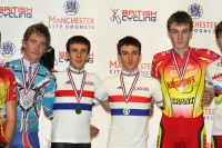 Junior Madison Podium