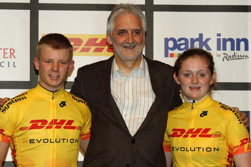 Revolution 32 - DHL Future Star Winners
