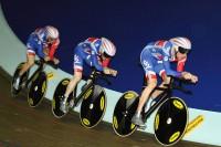 Team GB - Team Pursuit - TWC 2011
